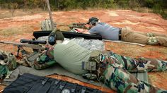 We wanted to share these pictures of three elite members of our Bibb County Sheriff's Office Special Weapons Assaults and Tactics team.  The S.W.A.T. members took aim over eleven days and 110 training hours to earn their advanced sniper certification.  Congratulations on surviving grueling 15-hour training days; we are proud of your hard work and major accomplishment!