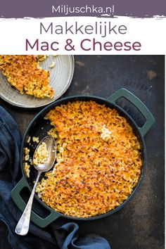 Good Food, Yummy Food, Meatless Monday, Mac And Cheese, Food Inspiration, Sweet Recipes, Holiday Recipes, Food And Drink, Cooking Recipes