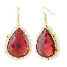 Marsala metal earrings . by OrchidsSutraa on Etsy
