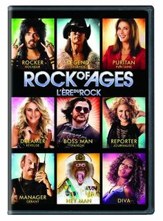Rock of Ages- I enjoyed this movie more than I probably should!