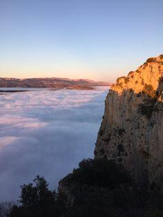 La boira de Lleida