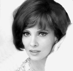 GINA LOLLOBRIGIDA  - In 1947, Lollobrigida entered the Miss Italia pageant and came in third place. It gave her national exposure