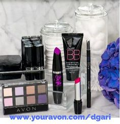 #FOTD essentials for a fresh faced look featuring a bold lip and luscious lashes. https://www.avon.com/?s=shoptab&c=reppwp&otc=201702&setlang=en&rep=dgari Is one of your favorites  here?