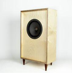 Birch plywood speaker