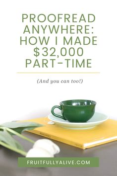 make money part time | proofreading | court reporters | at-home business idea | proofread anywhere