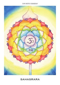 7th chakra Sahasrara  http://www.cartasdelaunionsagrada.com
