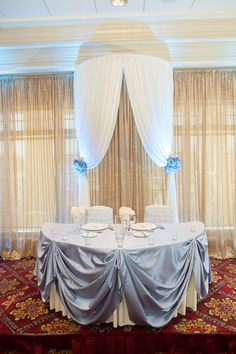Ballroom Reception | Christina Barnum Photography