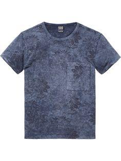 Marble Wash T-Shirt | T-shirt s/s | Men's Clothing at Scotch & Soda