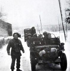 Allies in Belgium