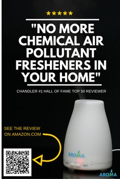 Check out one of the most prestigious reviewers on amazon.com - AromaV Delivers high-end products to ensure you going to enjoy healthier chemical free lifestyle with the advantages of essential oils.  Click on the image to read this game changer review NOW on amazon