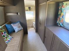 1972 Airstream Overlander 27 - Iowa, Mason City Airstream Trailers For Sale, Mason City, Double Beds, Iowa, Bunk Beds, Cushions, Flooring, Furniture, Home Decor