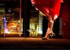 I love David Drebin's photography.