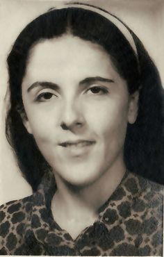 Does this face remind you of someone? This is president Barack Obama's mother, S. Ann Dunham (1973 student photo)