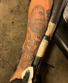 Arm Tattoos Black, Cute Thigh Tattoos, Half Sleeve Tattoos Forearm, Lower Arm Tattoos, Half Sleeve Tattoos For Guys, Forarm Tattoos, Best Sleeve Tattoos, Baby Tattoos, Tattoo Sleeve Designs