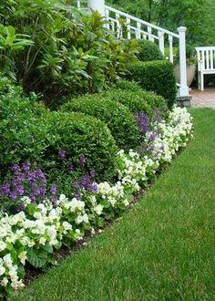 Jardines para entradas y pasillos http://comoorganizarlacasa.com/jardines-entradas-pasillos/