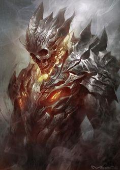 Idea - HellHaer Armor // Scifi-Fantasy-Horror.com