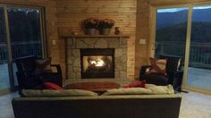 Cozy 2BR Riverfront Cabin w/ Gorgeous... - HomeAway Rileyville