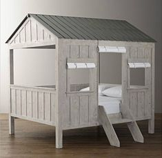Kids-Bed-Houses-by-Wooden-Pallets.jpg (600×584)