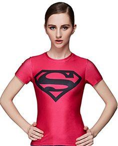 Women's Compression Shirt Short Sleeve Sports Fitness Run... http://www.amazon.com/dp/B01ET56ZOQ/ref=cm_sw_r_pi_dp_h4Wqxb1GTVPYQ