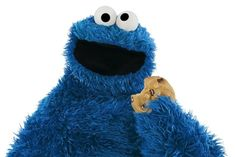 Emperor Charlemagne and the Cookie Monster extol the virtues of my healthy, tasty bran muffins. Best Holiday Cookies, Holiday Cookie Recipes, Les Muppets, 21 Day Sugar Detox, Icona Pop, Sesame Street Characters, Children's Characters, Fraggle Rock, Bran Muffins