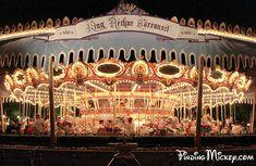 King Arthur Carrousel Horses - FindingMickey.com