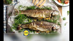Lidl, Salmon, Seafood, Turkey, Youtube, Table, Sea Food, Turkey Country, Tables