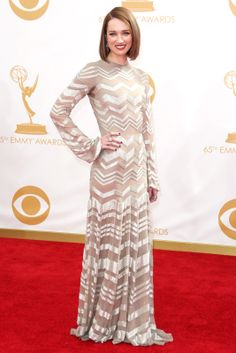 22 Gowns That Won At Last Night's Emmys #refinery29