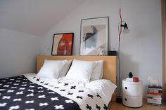 Optymistka Bed Room, Inspiration, Furniture, Home Decor, Dormitory, Biblical Inspiration, Decoration Home, Room Decor, Bedroom