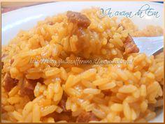 Cucina regionale Abruzzese: Risotto all'Abruzzese