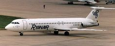 Old Ryanair 1984 Liverpool Atr 42, Cargo Airlines, Aircraft, Planes, Trident, Wikimedia Commons, Airplane, Liverpool, Bing Images
