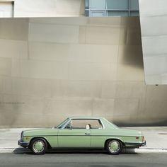 Mercedes Motoring - 1973 250C Gasoline Coupe