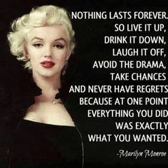 Marilyn is right!  Too bad that the 'women' who really need to follow Marilyn's advice,  don't!    ;-)