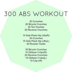 Intense Abs Workout!