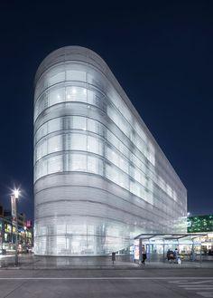 Kulturbau Benthem Crouwel Architects