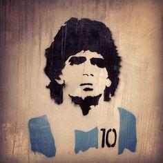Diego Armando #Maradona