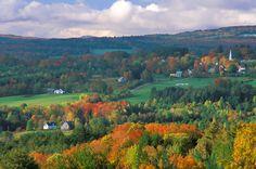 United States of America, Vermont, Peacham
