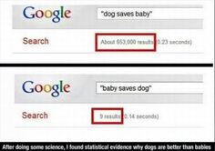 this is why dogs are better than babies