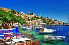 An Unspoiled Paradise in The Mediterranean: SYMI ISLAND, Greece - 10 Images