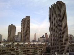 Barbican Estate - Wikipedia, the free encyclopedia