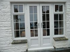 French doors upvc french doors radcliffe glass for 1800mm french doors