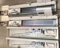 Brother KH970 Electronic Computerized Standard Gauge Knitting Machine