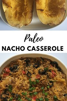 Paleo Nacho Casserole