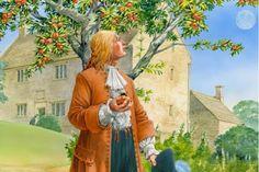"""""""Me basta con examinar una brizna de hierba, o un puñado de tierra, para ver la mano del Creador. Pero a falta de otra prueba, el dedo pulgar por sí solo me convencería de la existencia de Dios"""".  Isaac Newton (1642-1727). Matemático y físico británico."""