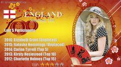 Stephanie Hill Miss World 2017 contestant banner England