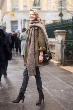 Fall style. #DressingwithBarbie