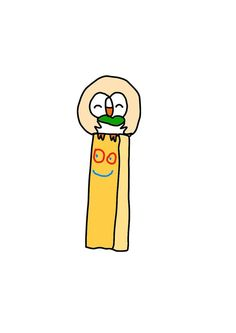 Rowlet on Plank by AmytheRaytendoFan on DeviantArt Ed Edd N Eddy, Plank, Deviantart, Character, Planks, Lettering