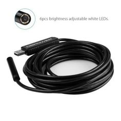 Water Proof Endoscope Camera With 4 LED Light Brand New Price: PKR 1990 | Pakistan
