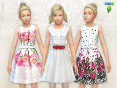 lillka's Floral Dresses - Set