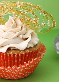 Triple Salted Caramel Cupcakes Recipe