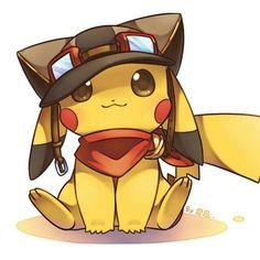 Pikachu Kawaii :3